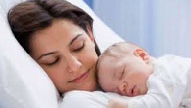 صورة طرق جديدة للتعافي السريع من الولادة القيصرية