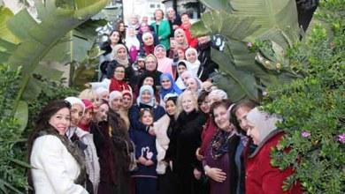 صورة أكاديميّات يحتفين بالأديبة د.سناء الشعلان
