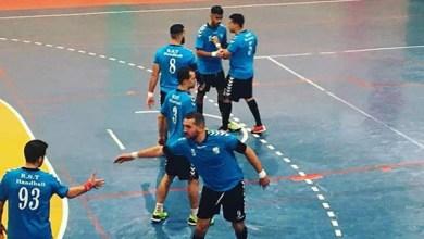 صورة تأهل نهضة طنجة الى ربع نهائي كأس العرش على حساب جمعية سلا