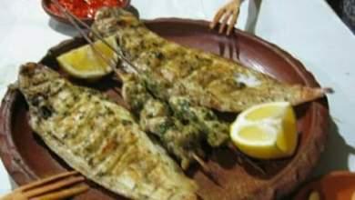 """صورة خطير : الوجبات الغذائية المتكونة من سمك""""الأعشاب الطبيعية"""". قاتل صامت ."""