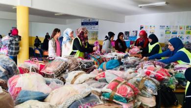 صورة بمناسبة اليوم العالمي للمرأة … أزيد من 120 فتاة تستفيد من قافلة تضامنية تثقيفية بجماعة أحد الغربية