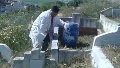 صورة جمعية جيل الغد للخدمات الاجتماعية تواصل الشطر الثاني من حملة تنظيف المقابر