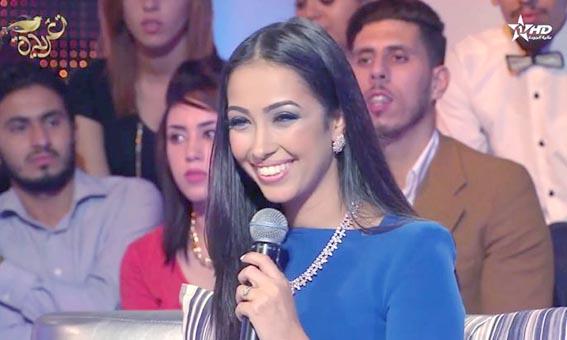 زينب صابر جوهرة الشاشة المغربية. محمد سعيد الأندلسي