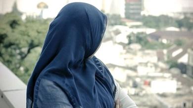 صورة قطعة قماش (الحجاب) بقلم الشاعرة سعاد بن عياد.