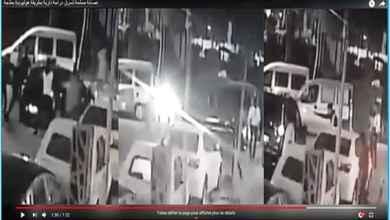 صورة المصلحة الولائية للشرطة القضائية بمدينة طنجة توقف شخص متورط في قضية السرقة بالعنف