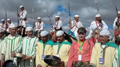 صورة نجاة اعتابو ورويشة وتشنويت وأحوزار نجوم النسخة الثالثة من مهرجان أجذير إيزوران