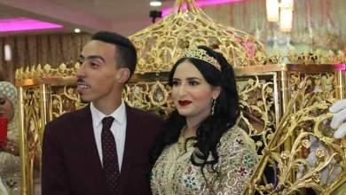 """صورة مجموعة """"ركن العزاب المغاربة"""" تنظم حفل زفاف لفائدة عروسين تعارفا عبر صفحة المجموعة الفايسبوكية"""