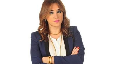 صورة راشيل كرم رؤية اعلامية عربية متوهجة