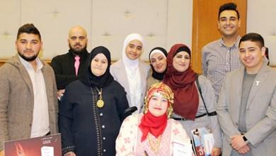 صورة الشّعلان تشارك في حفل توقيع كتارا في الأردن