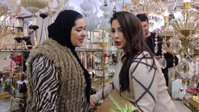 صورة نجاة الرجوي وليلى البراق ضيوف مهرجان رواق الاميرات
