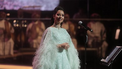 """صورة بلقيس تسجل نجاحاً كبيراً مع الجمهور الكويتي في """"فبراير الكويت 2020"""""""