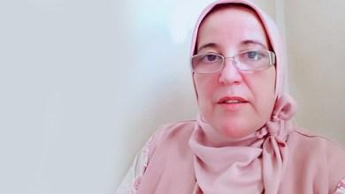 """صورة """"فاطمة بوعام"""" فاعلة جمعوية في خدمة النساء في وضعية صعبة بالمحمدية"""