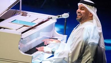صورة حسين الجسمي يعايد الجمهور وينثر الأمل والفرح حول العالم ببث حي من أبوظبي