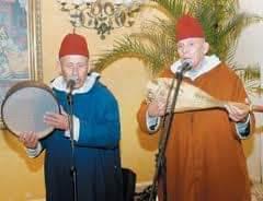 """صورة بعد سنتين من وفاة قشبال ، وفاة الفنان الكوميدي """"زروال"""""""