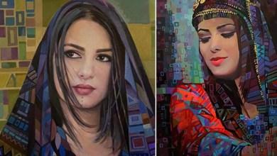 صورة شبكة الاخاء للسلام وحقوق الانسان تكرم الفنان التشكيلي العراقي عضيد طارق