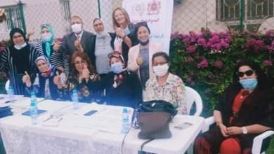 صورة الجمع العام الاستثنائي للجامعة العربية للإبداع والعلوم الإنسانية والسلام بين الشعوب بهرهورة