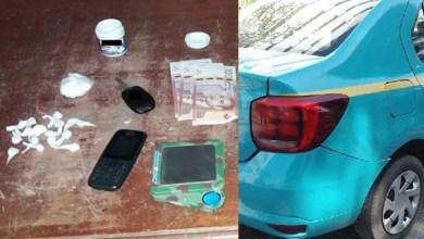 صورة المصلحة الولائية للشرطة القضائية بمدينة طنجة توقف سائق سيارة أجرة بحوزته مجموعة من اللفافات من مخدر الكوكايين