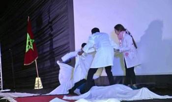 الفنان ربيع الضمراوي يجازف رفقة فرقته المسرحية ويحضر لجولة فنية رغم أزمة كرونا