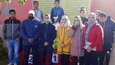 صورة تألق نسوي في سباق الياسمين بخريبكة باليوم العالمي للمرأة