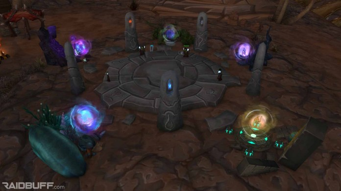 Where Are The Cataclysm Portals Raidbuff