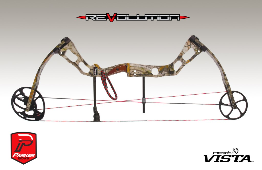 The Evolution From Parker Bows in Next G1 Vista Camo