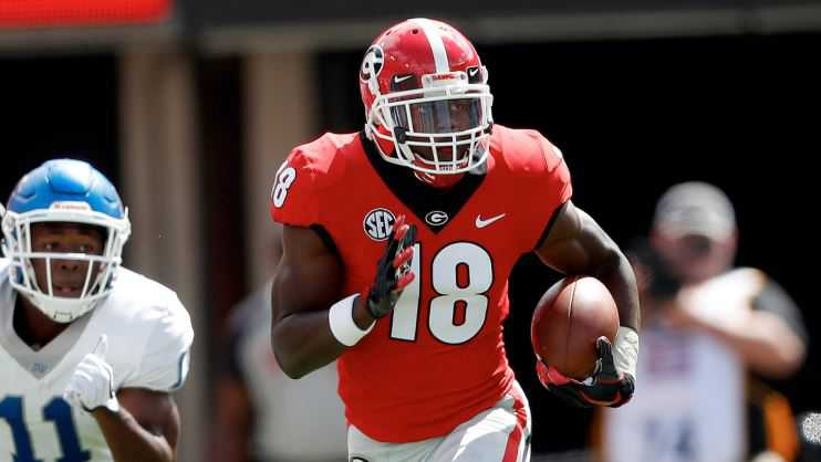 Deandre Baker #26 Raider Ramble Draft Top 32 in 32