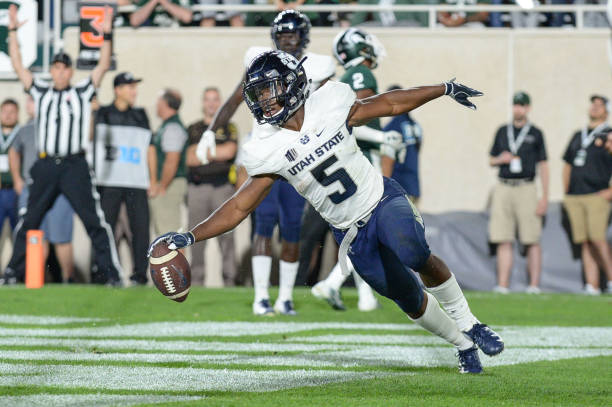 Raider Ramble Exlusive ​Interview: Utah State Running Back Darwin Thompson