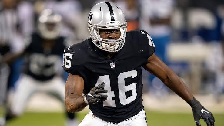 Gruden Grinder: Raiders linebacker Jason Cabinda primed for successful 2019 season