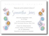 Baby Shower Invitation Wording   Wedding invitations Ideas ...