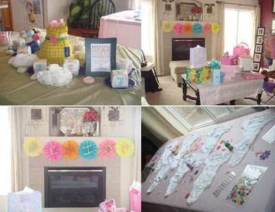 Baby Shower – Hosting A Baby Shower – Open House Style Wedding