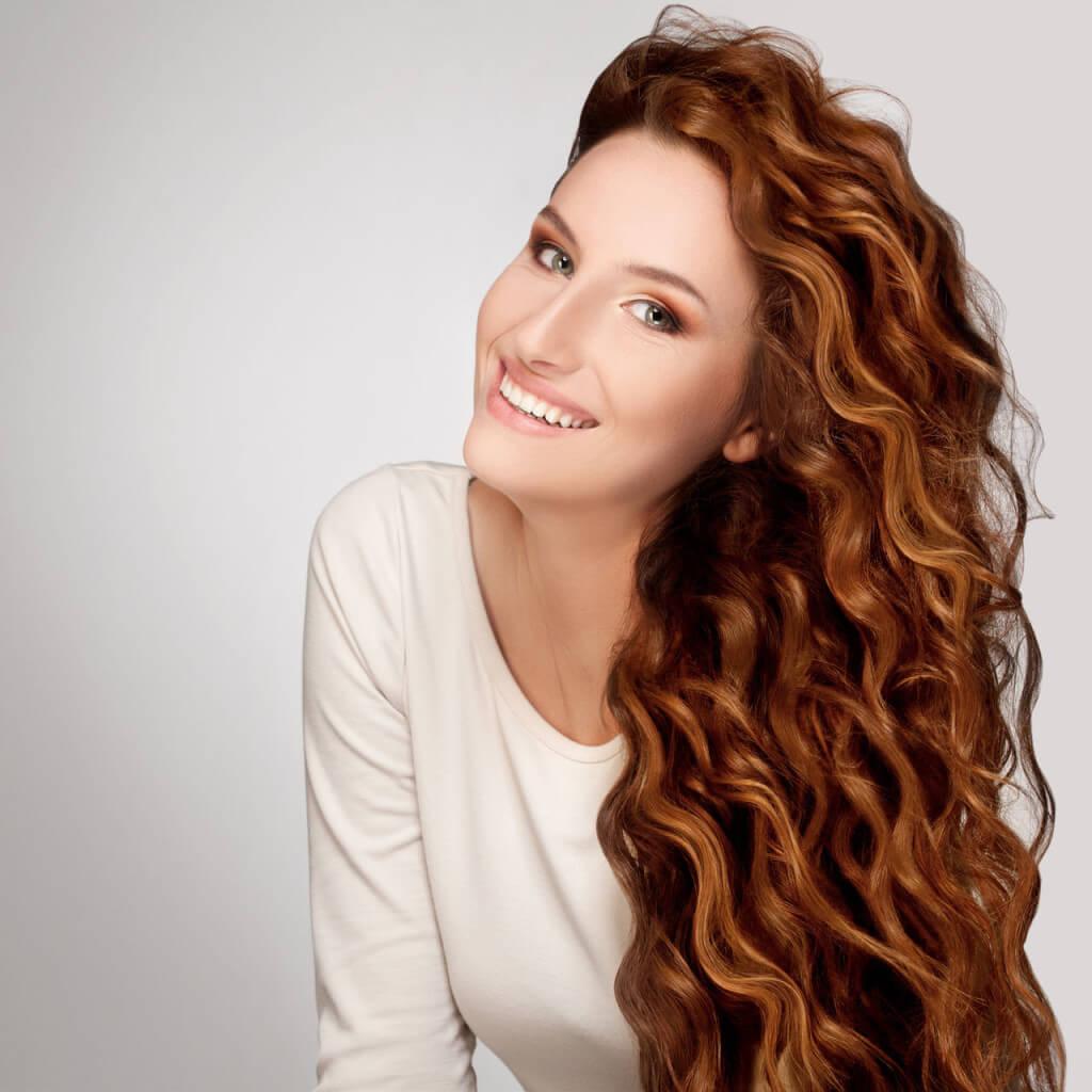 Цена долговременная укладка на средние волосы