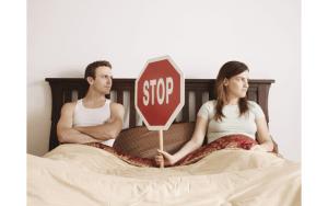 жена не ищет возможности для секса