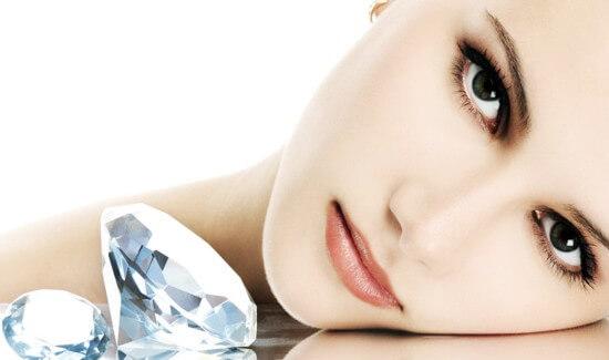 Алмазный пилинг с гликолевой кислотой