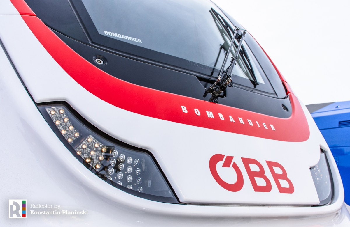 [AT / Expert] InnoTrans 2018: The ÖBB Cityjet Talent 3