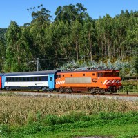 [PT / Expert] Second life: Former Renfe Arcos running tests with CP