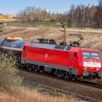[EU / Expert] Maschen - Malmö: Litra EG tests an 832-meter freight service