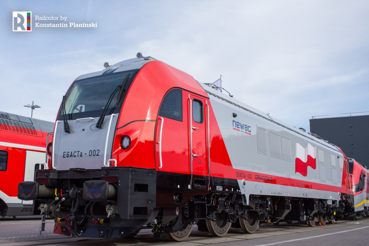 [EU / Expert] InnoTrans 2018: Day 0 - Everything you didn't see on the liveblog