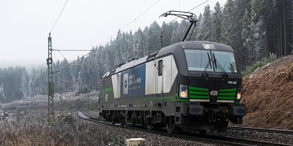 Güterverkehr im Frankenwald – Raildox, WLC, Stock uvm.