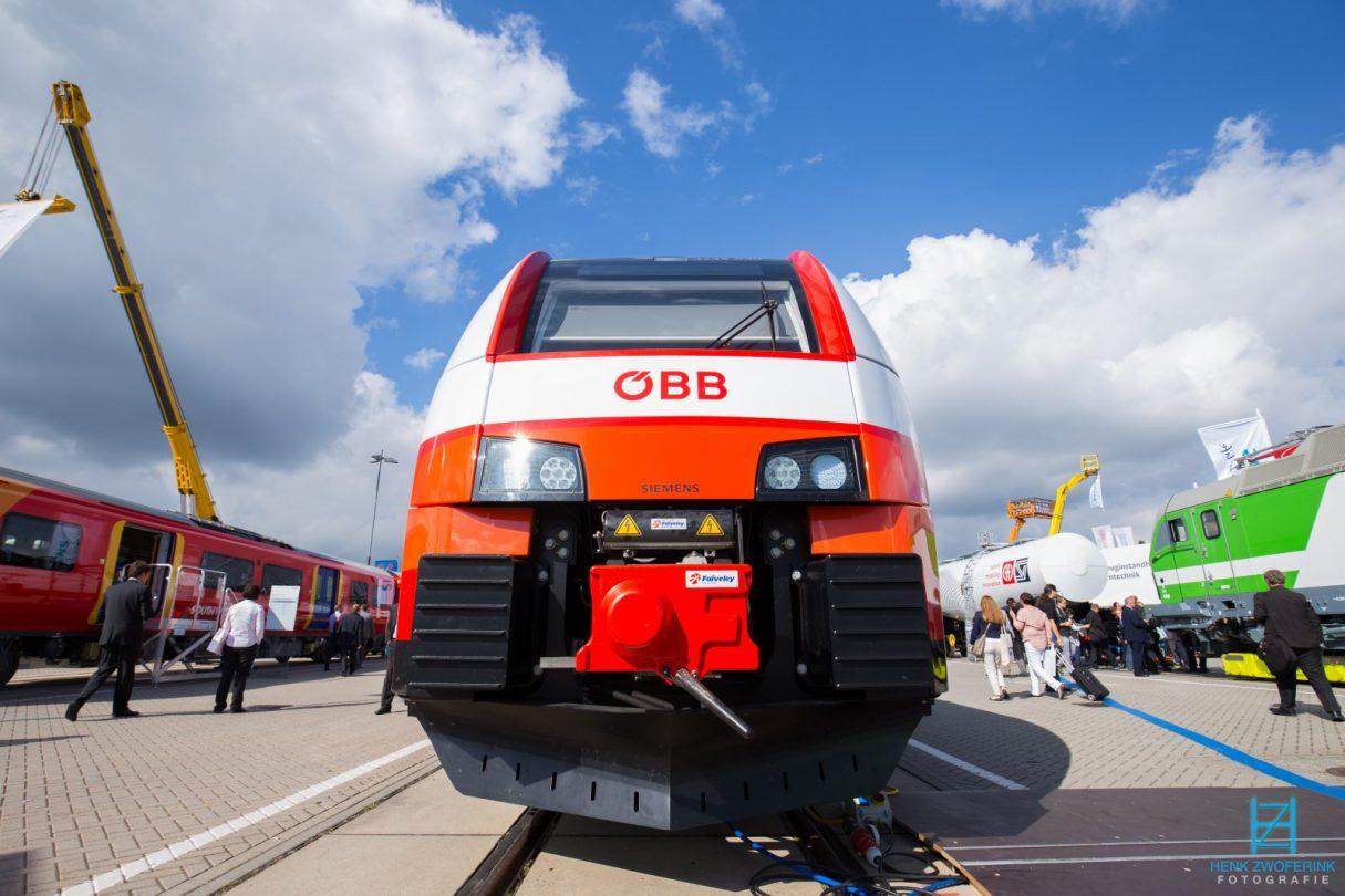 CityJet... RailJet... NightJet.. - Henk Zwoferink