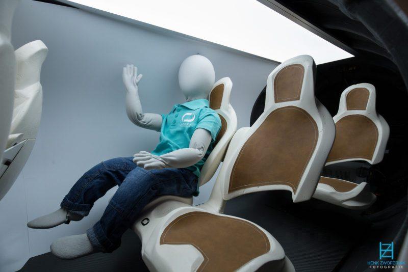 Delft University of Technology hyperloop interior - Henk Zwoferink