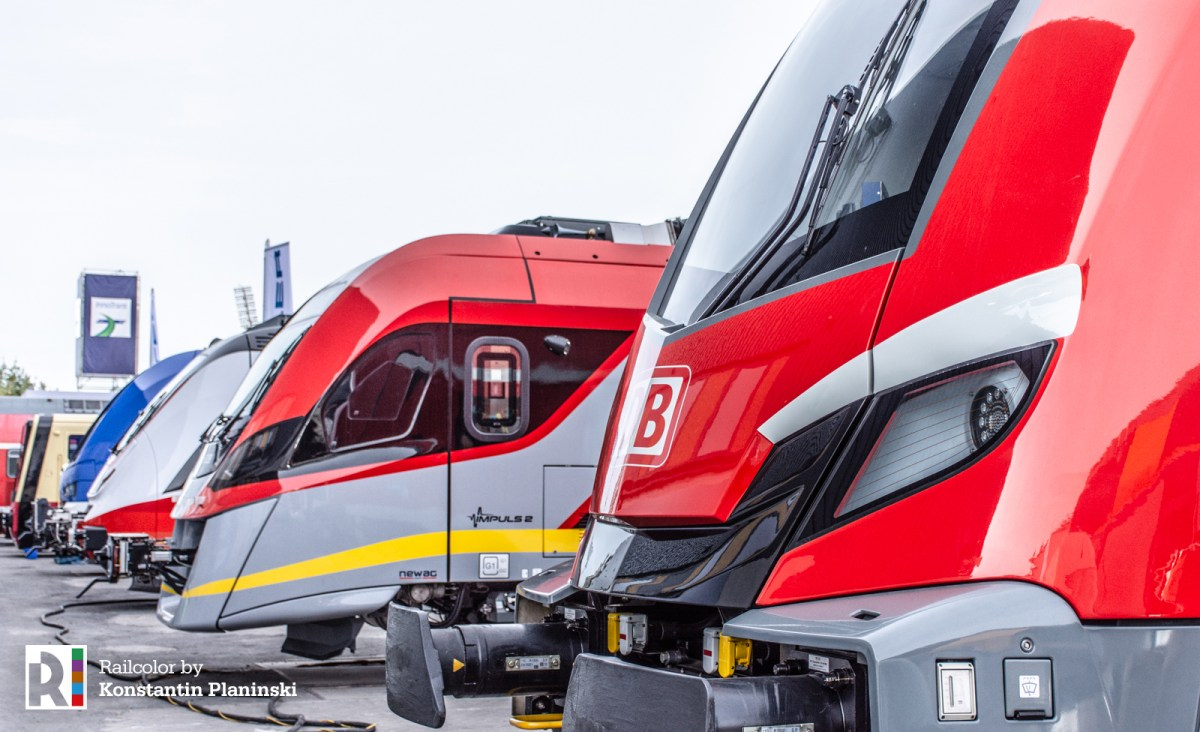 [EU] InnoTrans 2018: More trains, more impressions - season finale