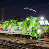 [DE] RheinCargo's first Smartron goes green