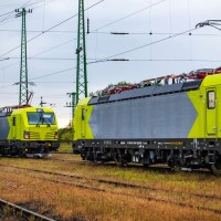 [HU] In the Picture: 5, 6, 7, 8… new Vectrons in Alpha Train design