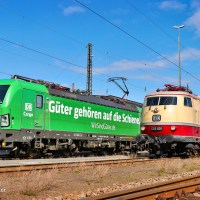 [DE / Expert] Goods belong on the rails with DB Cargo Deutschland's 193 560