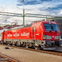[EU] Snälltåget, Hector Rail to revive regular train connection Sweden - Germany [updated x2]