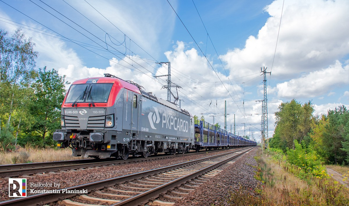 [PL / Expert] 5 additional Vectrons for PKP Cargo