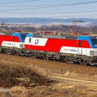 [RS] Serbia Cargo's first two Vectrons en route to home