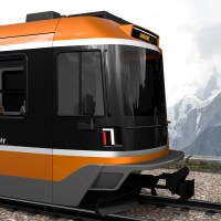 [CH] Preview: The POLARIS for Gornergrat Bahn - designed by Pininfarina