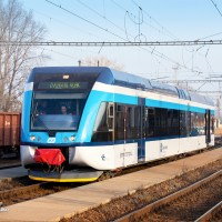 [CZ] The ex-DB Stadler GTWs for ČD: Testing begins