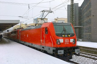 [DE] After years of testing, DB Regio starts operating TRAXX AC3 locomotives
